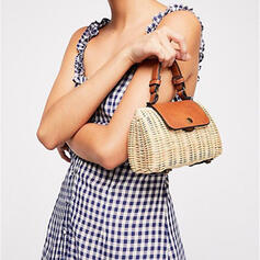 Refined/Personalized Style/Braided Crossbody Bags/Beach Bags