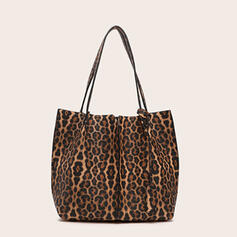 Fashionable/Leopard/Super Convenient Tote Bags