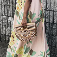 Delicate/Bohemian Style/Braided Tote Bags/Beach Bags