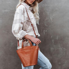 Fashionable/Crocodile Embossed Tote Bags/Crossbody Bags