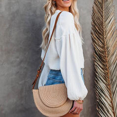Commuting/Bohemian Style/Braided Crossbody Bags/Beach Bags