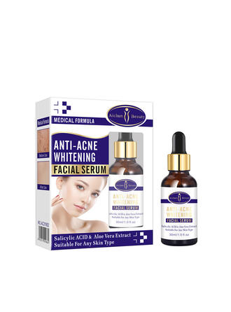 Hydrating Acne Ampoules With Box