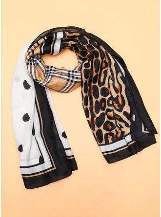 Leopard Reusable/Women's/Simple Style Scarf