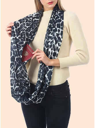 Serpentine fashion/Breathable/Multi-functional Scarf/Pocket Scarves