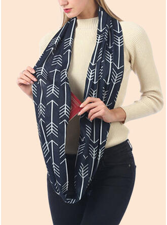 Floral fashion/Breathable/Multi-functional Scarf/Pocket Scarves